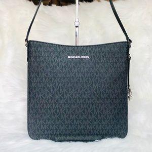 Michael Kors Jet Set Large Messenger Crossbody Bag